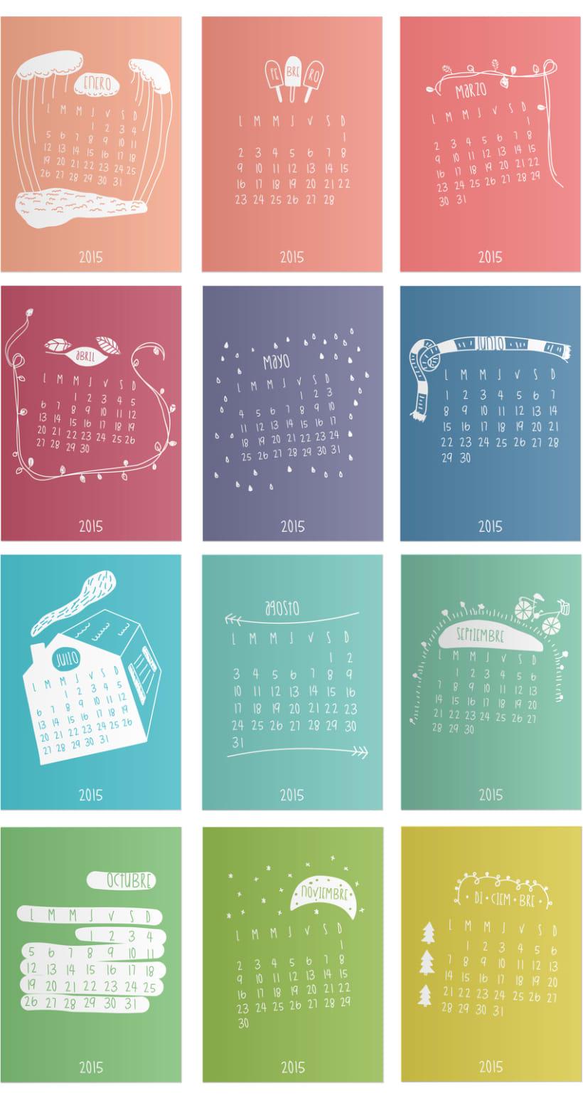 Calendario 2015 1