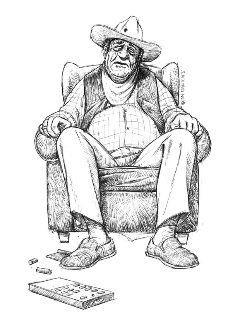 Nº12 Vinalia Trippers, SALVAJE OESTE: El gran McLintock de Patxi Irurzun  0