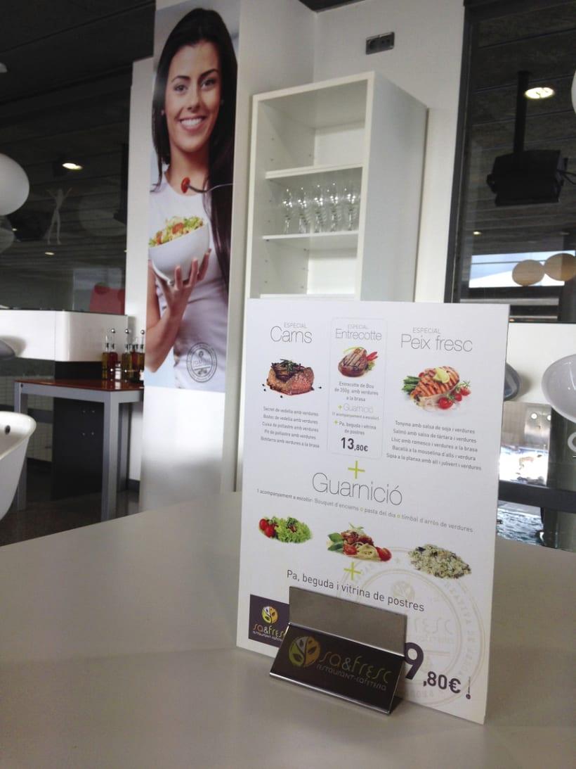 Restaurant Sa & Fresc 4