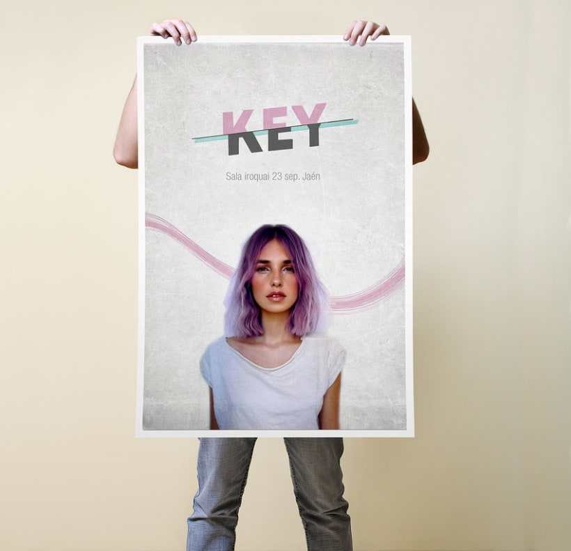Key. Adaptación de imagen a cartel -1