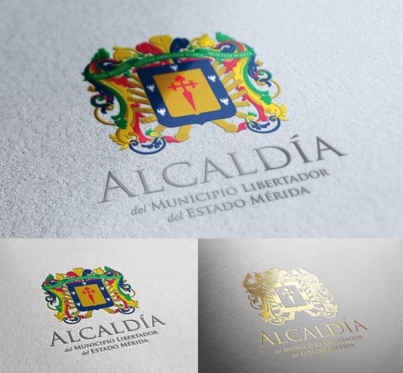 Branding / Alcaldía 4