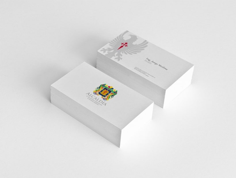 Branding / Alcaldía 6