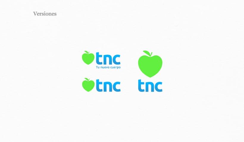 Branding / TNC 4