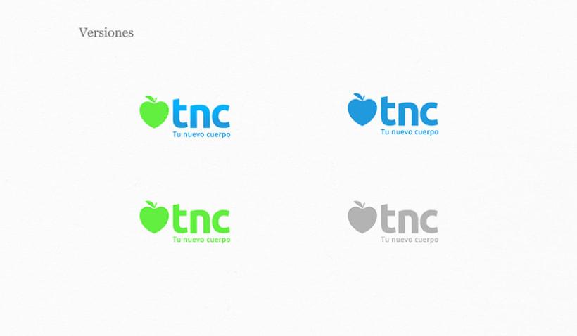 Branding / TNC 6