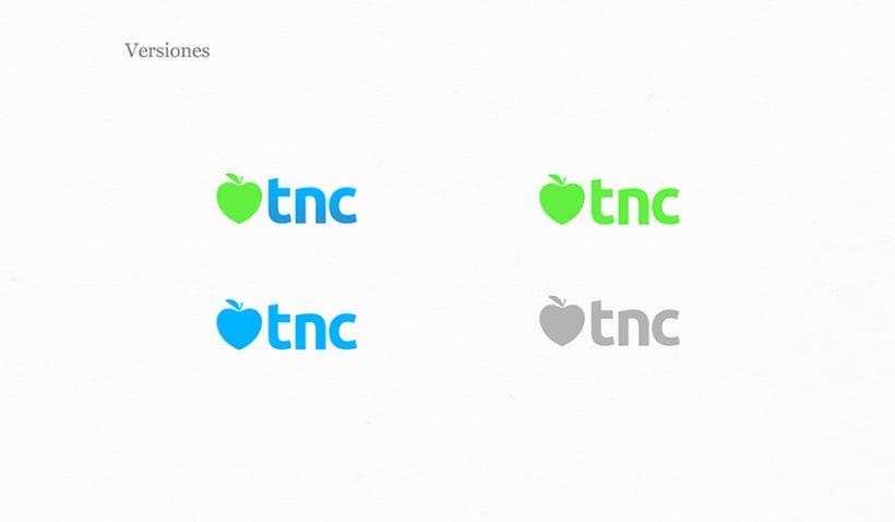 Branding / TNC 7