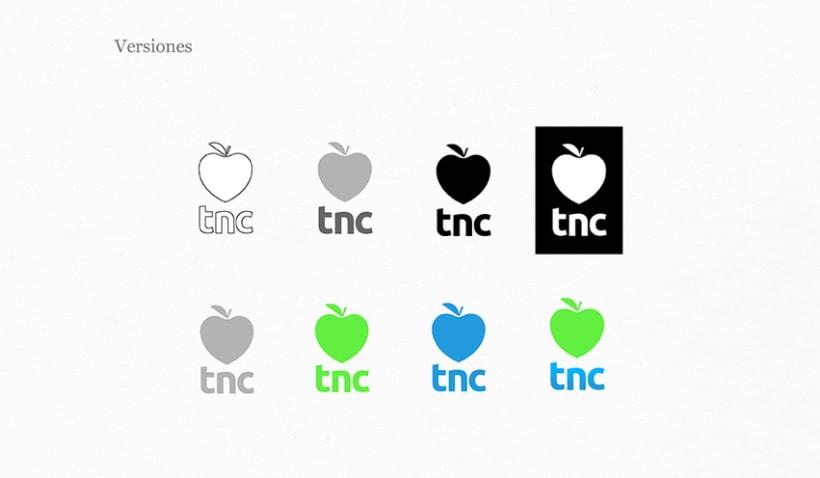 Branding / TNC 8