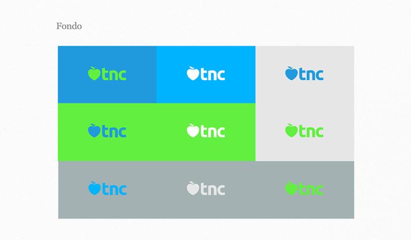 Branding / TNC 12