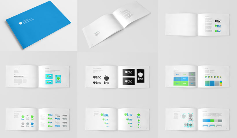Branding / TNC 14
