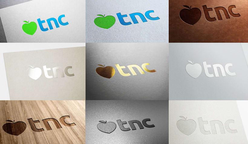 Branding / TNC 15