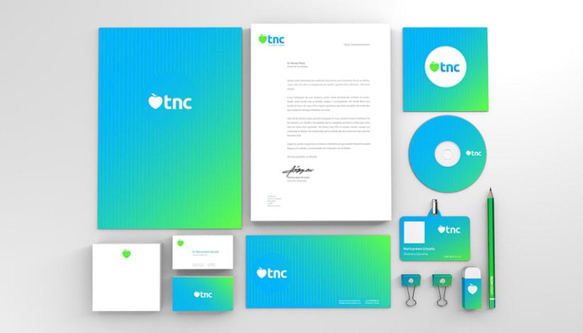 Branding / TNC 16