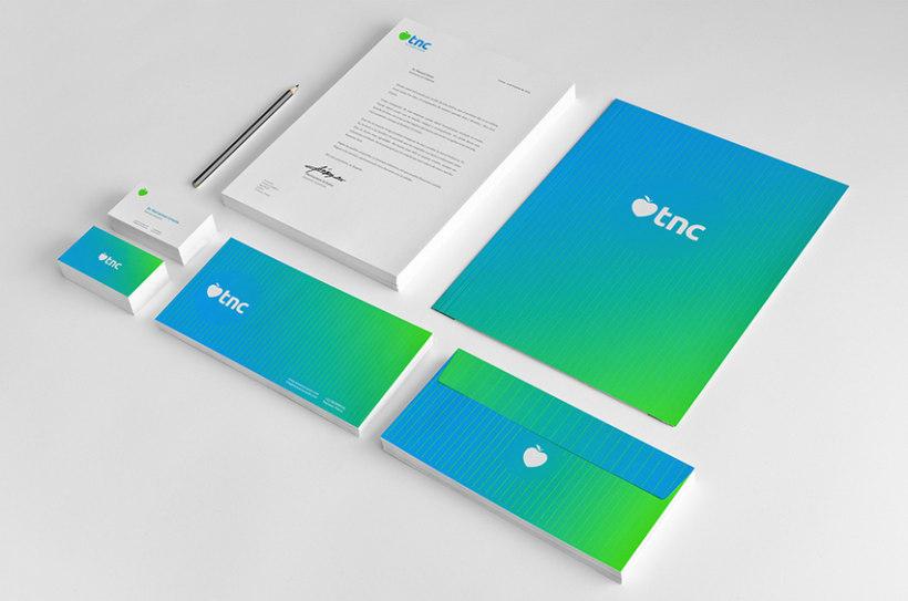 Branding / TNC 18
