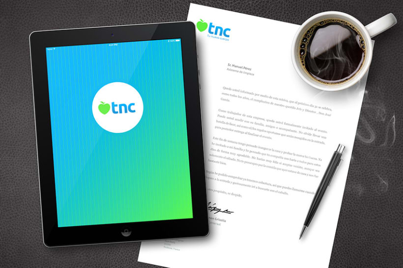 Branding / TNC 28