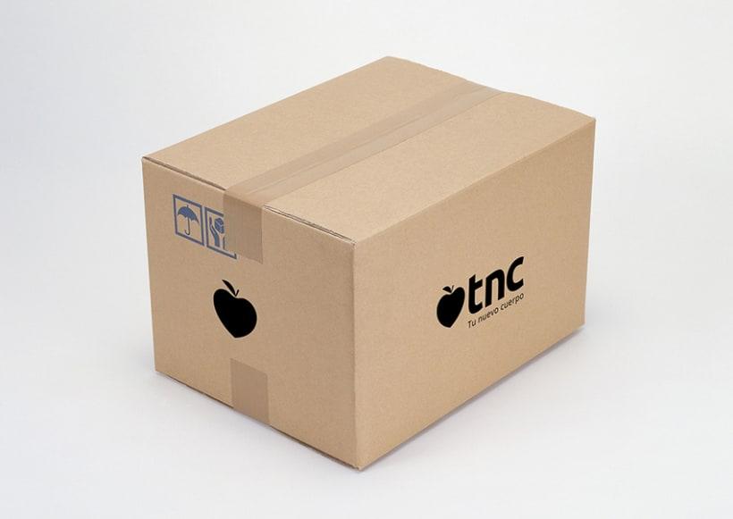 Branding / TNC 32