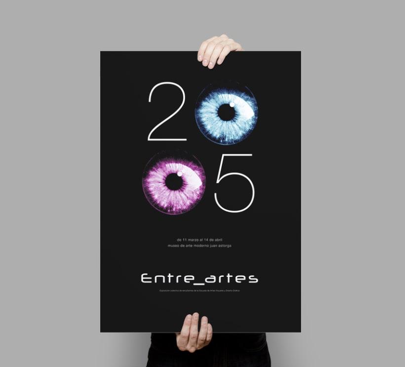 Editorial / Entre Artes -1