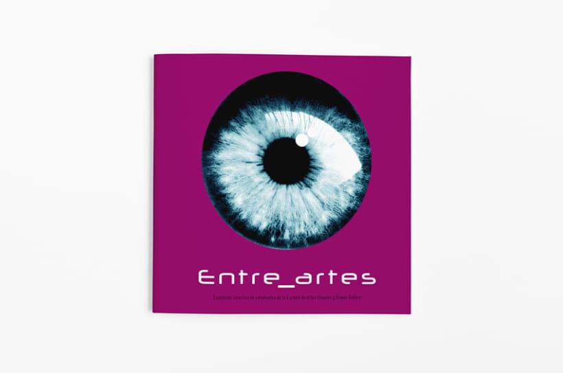 Editorial / Entre Artes 0
