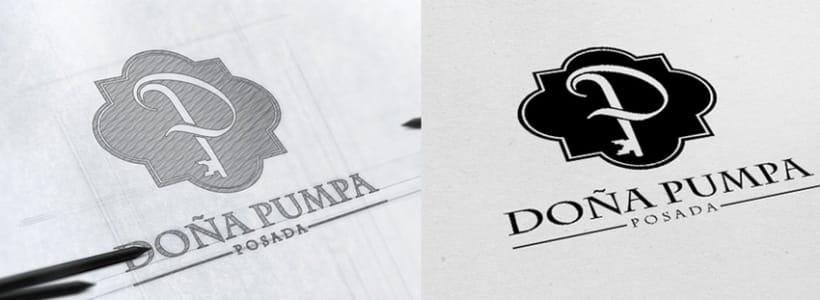 Branding / Doña Pumpa 1