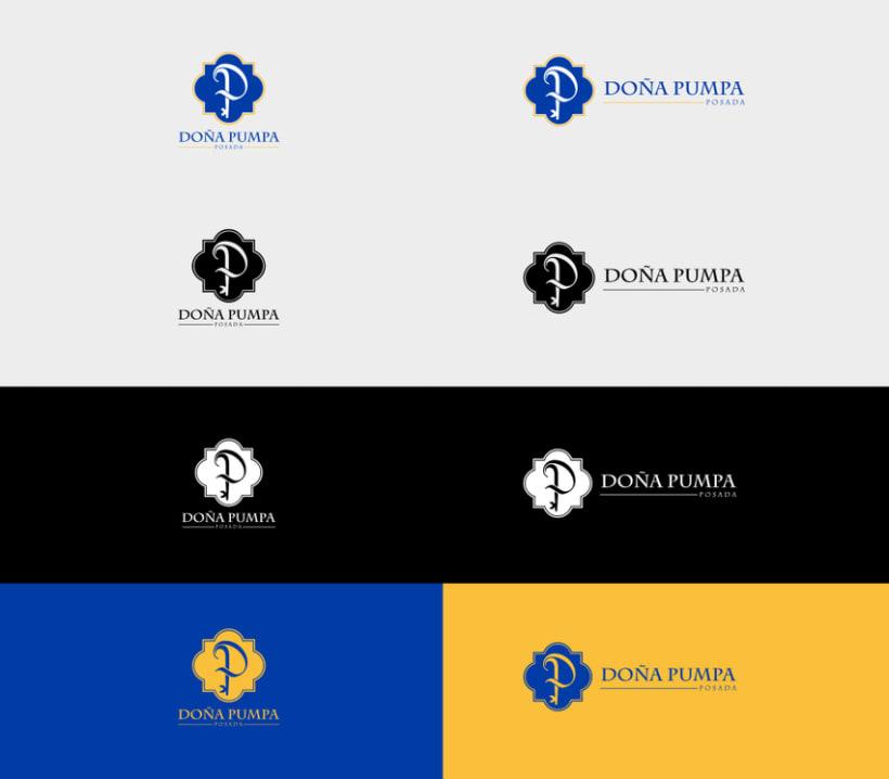 Branding / Doña Pumpa 4