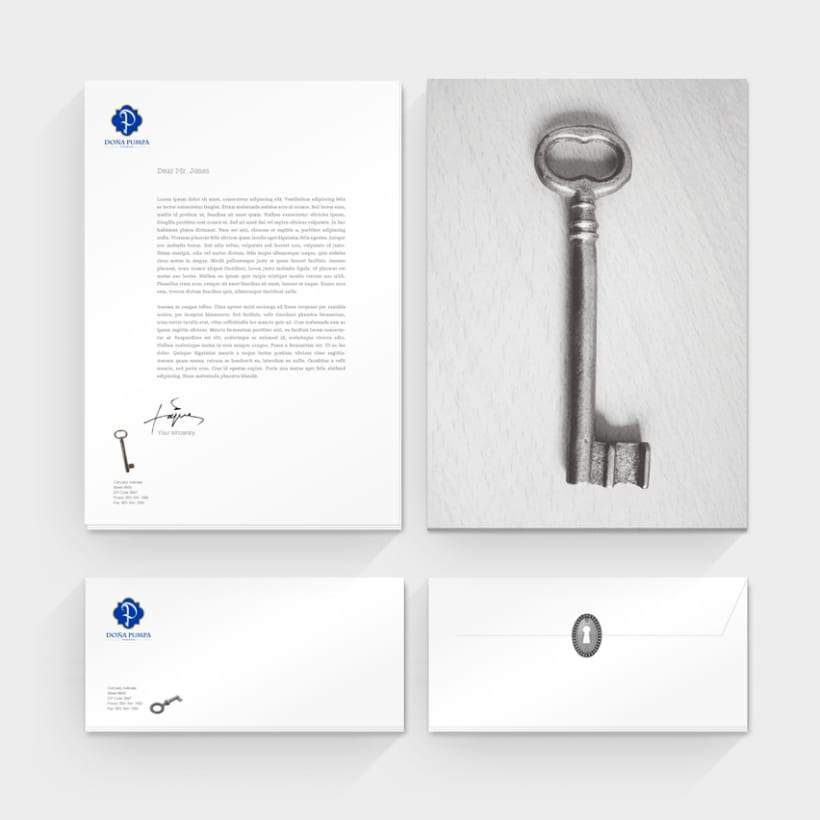 Branding / Doña Pumpa 5
