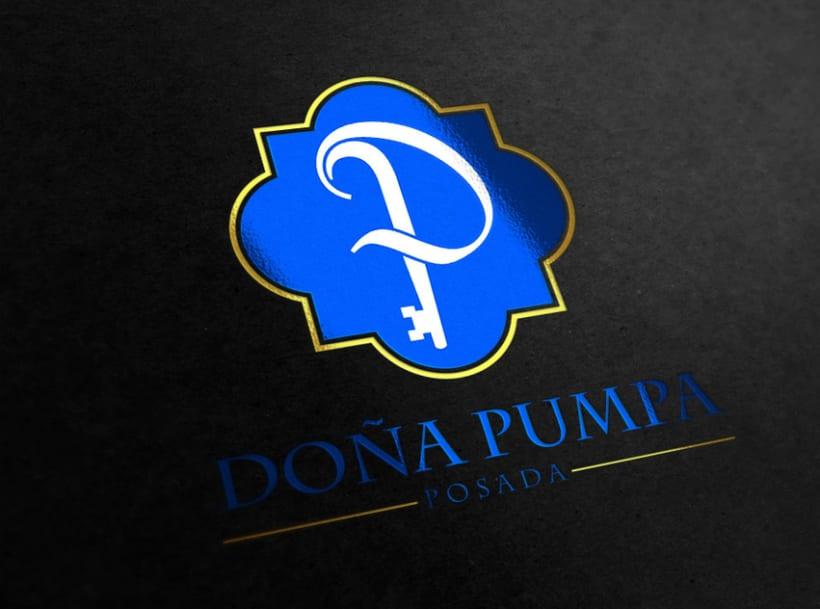 Branding / Doña Pumpa 7