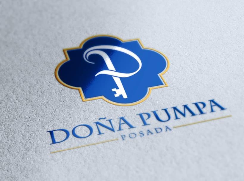 Branding / Doña Pumpa 8