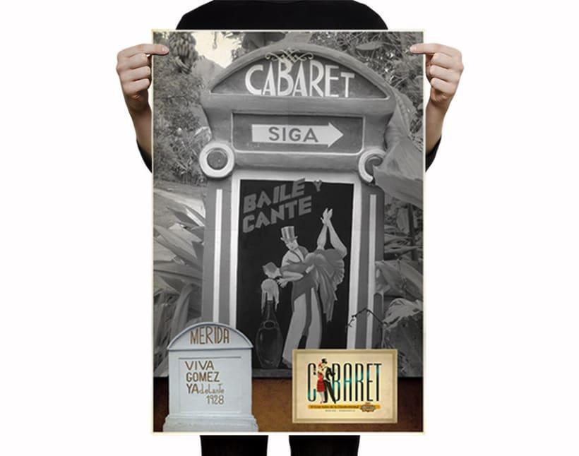 Branding / Cabaret 12
