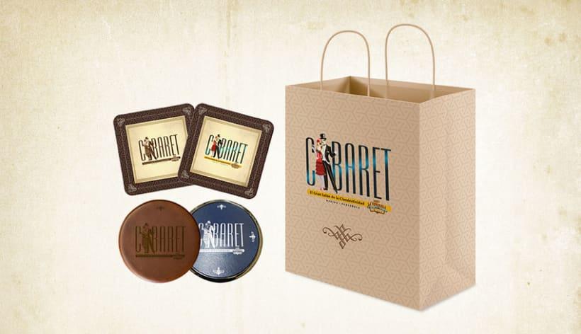 Branding / Cabaret 13