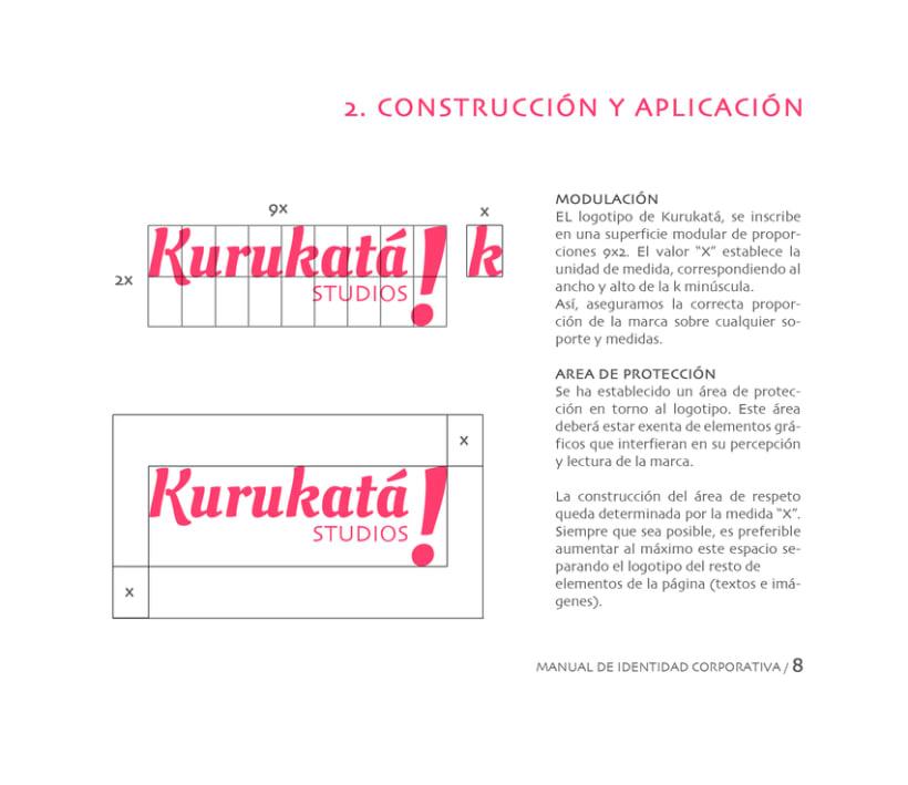 Kurukatá Studios - Identidad Corporativa  1