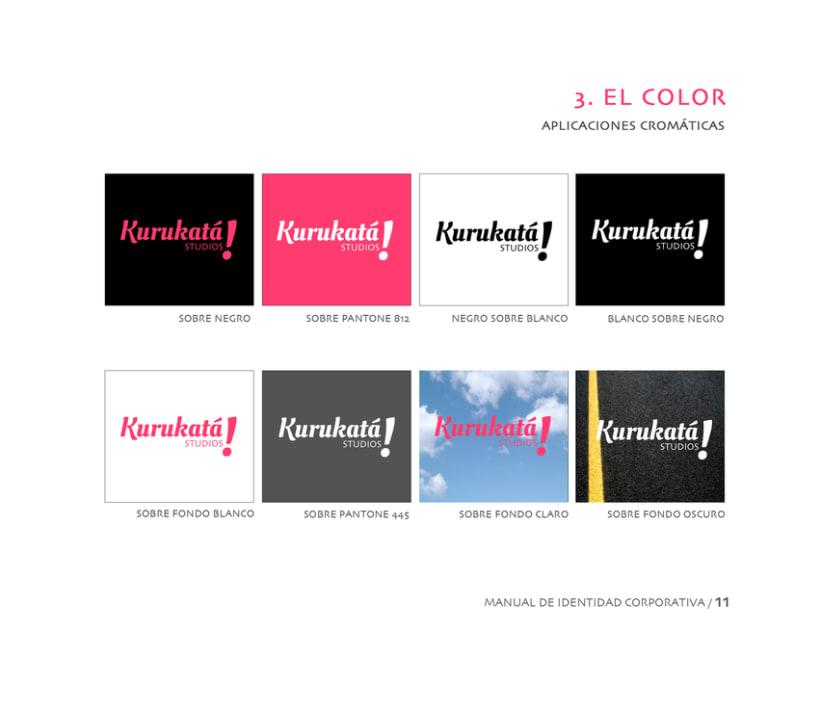 Kurukatá Studios - Identidad Corporativa  2