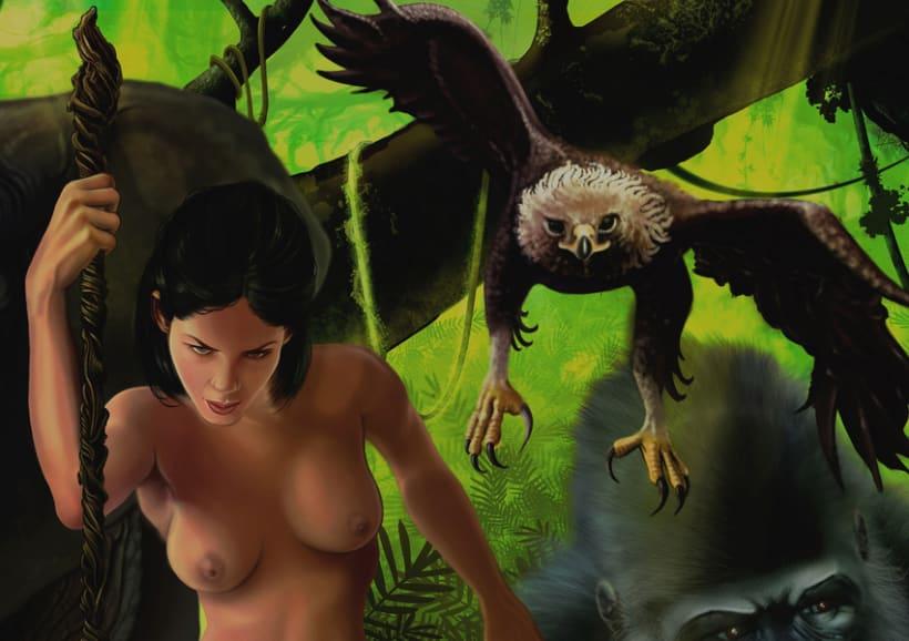 La reina de la selva 2