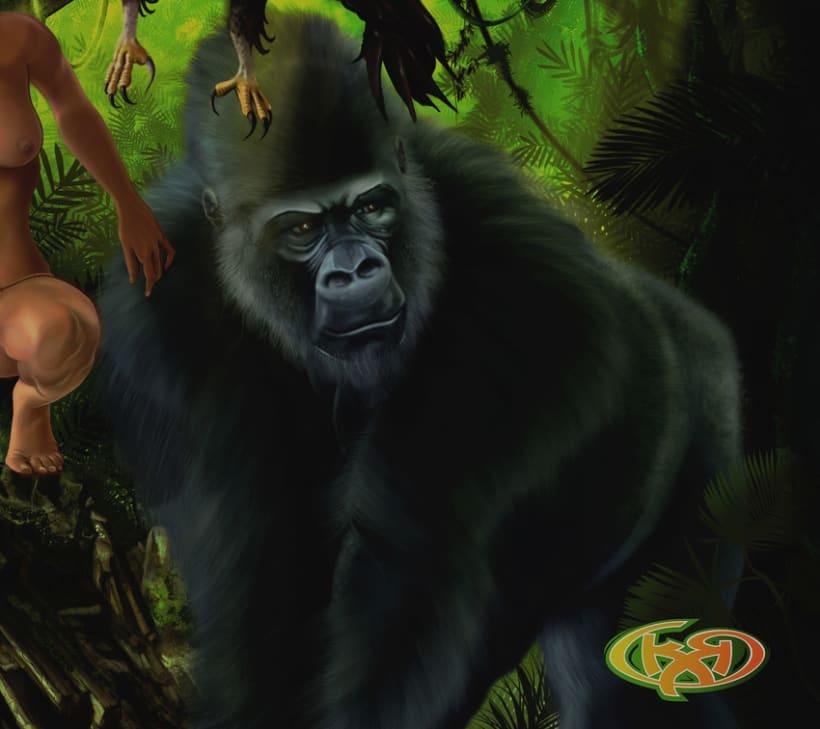 La reina de la selva 4