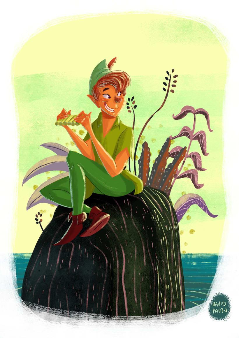 Peter Pan -1