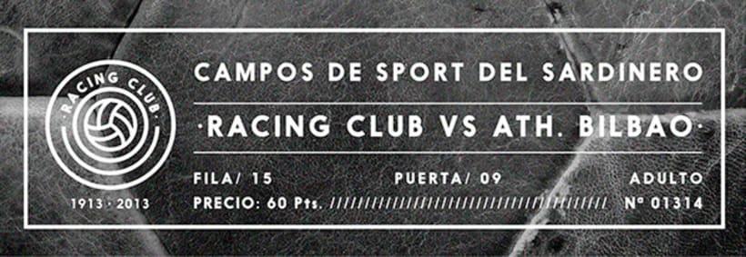 Rediseño del escudo del Racing Club de Santander 7