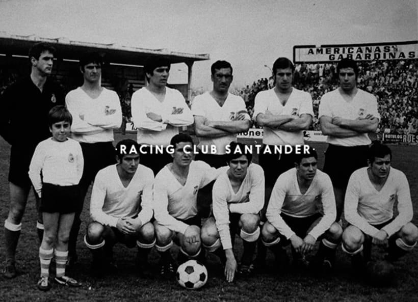 Rediseño del escudo del Racing Club de Santander 2