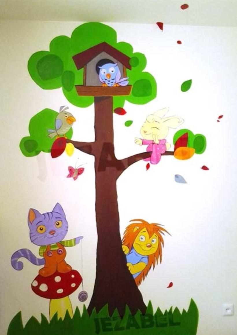 Child mural 8
