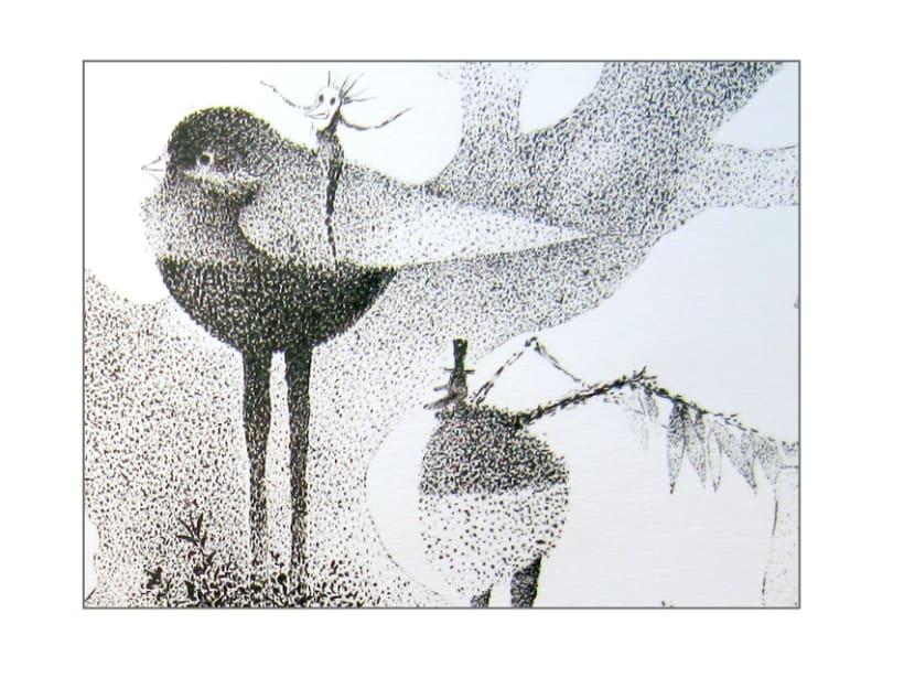 La Reina de las Aves 1
