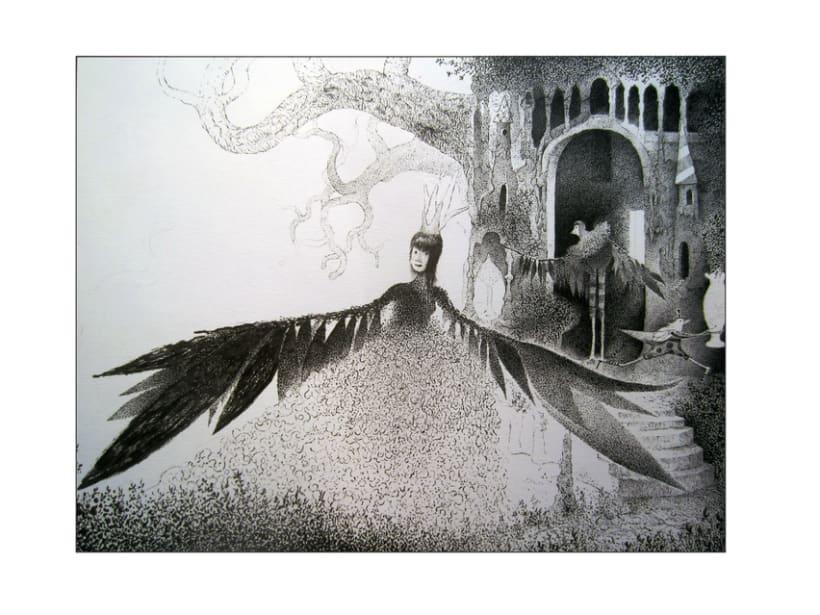La Reina de las Aves 2
