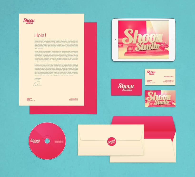 Branding Shooustudio 0