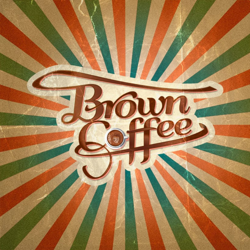 Brown Coffee (Branding / Packaging) 1