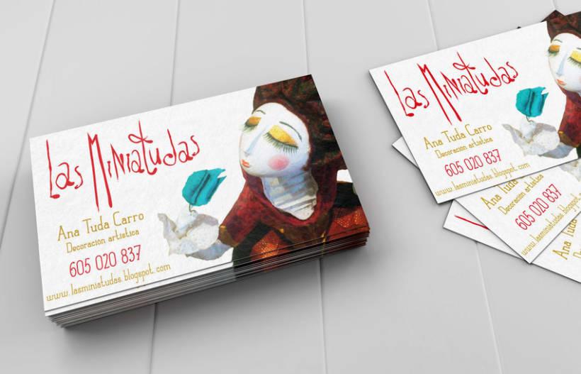 Branding Las Miniatudas 0