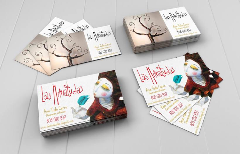 Branding Las Miniatudas 1