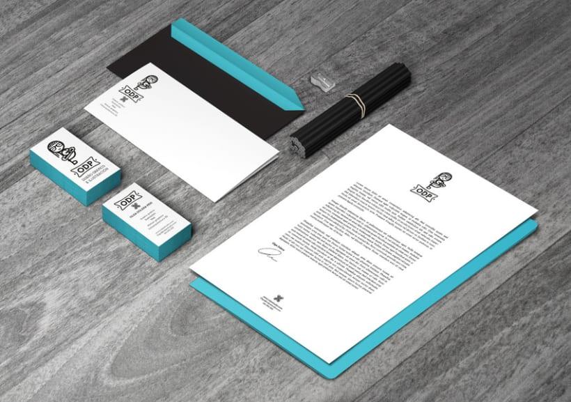 Branding ODP 1