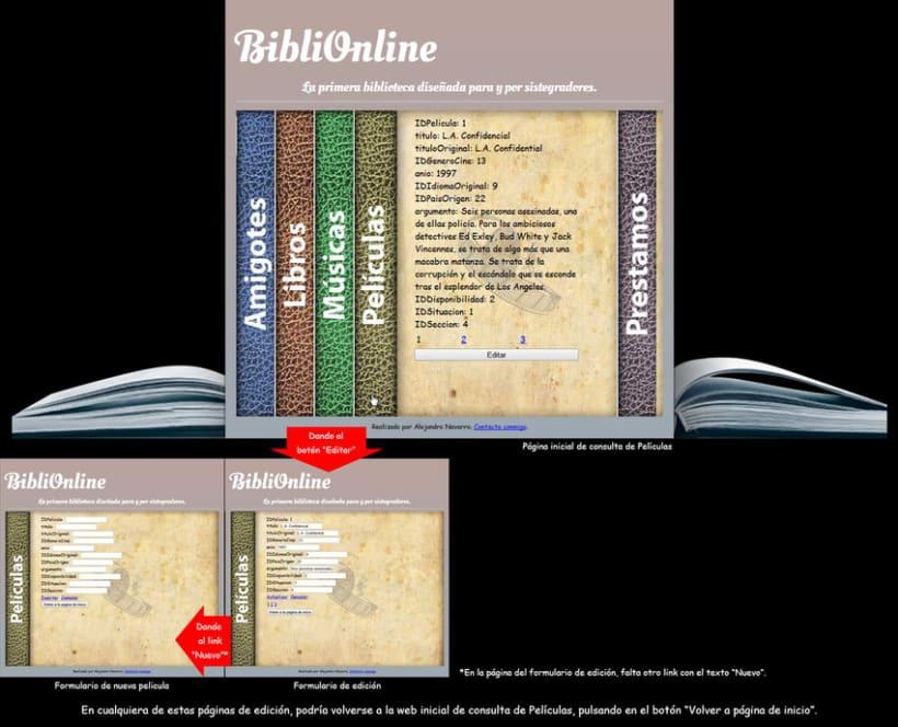 Web Biblioteca Online 10