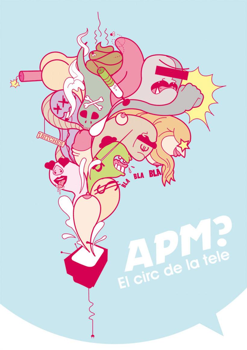 APM - El circ de la tele -1
