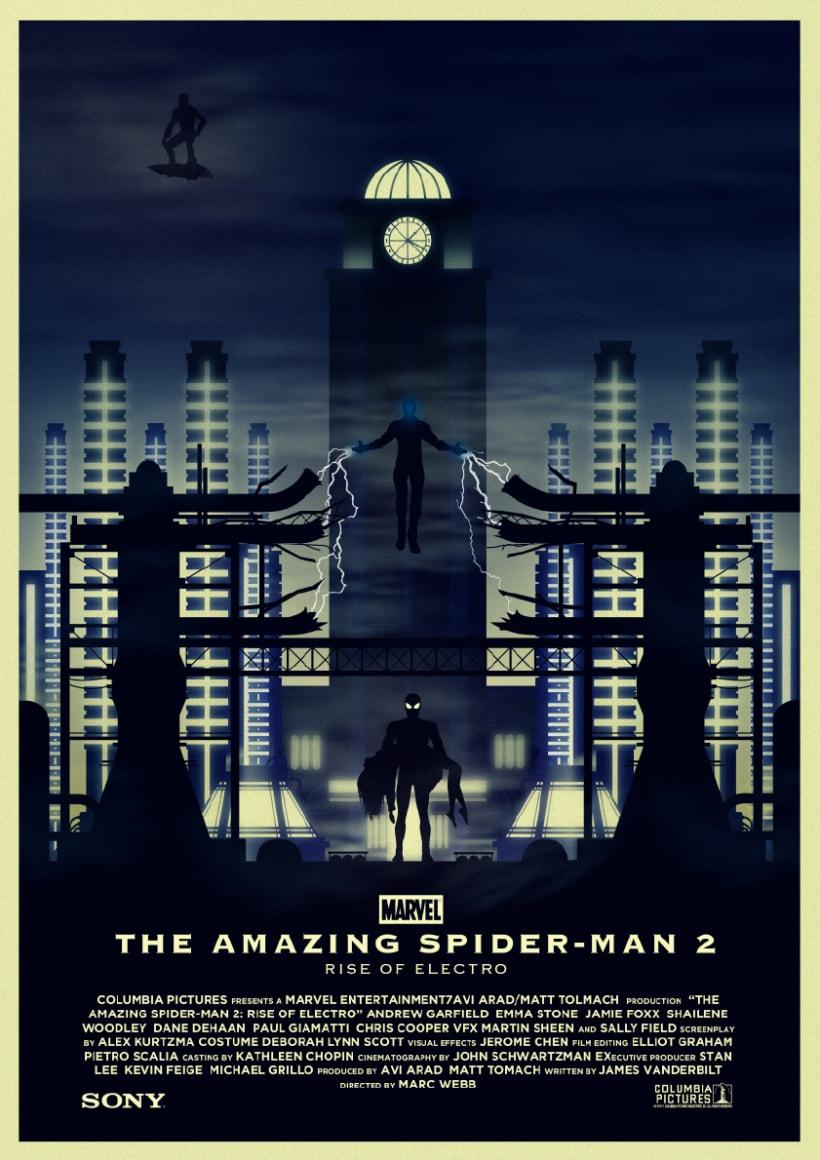 The Amazing Spider-Man Trilogía (inacabada) 6