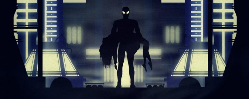 The Amazing Spider-Man Trilogía (inacabada) 8