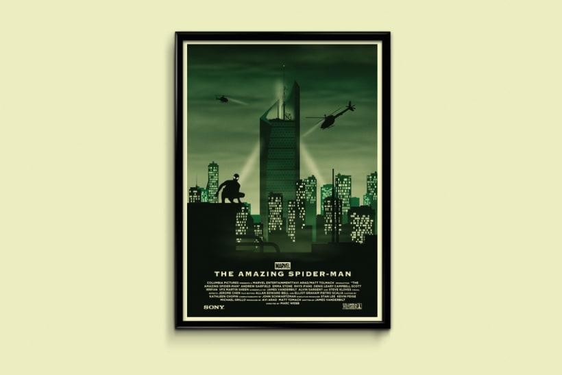 The Amazing Spider-Man Trilogía (inacabada) 1