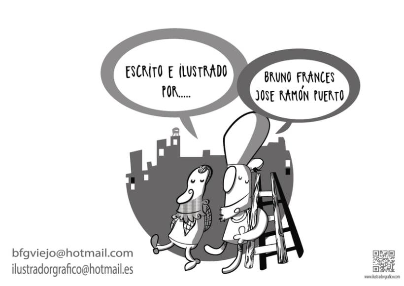 Milio&Tataco ( tiras cómicas periódicos ) 10