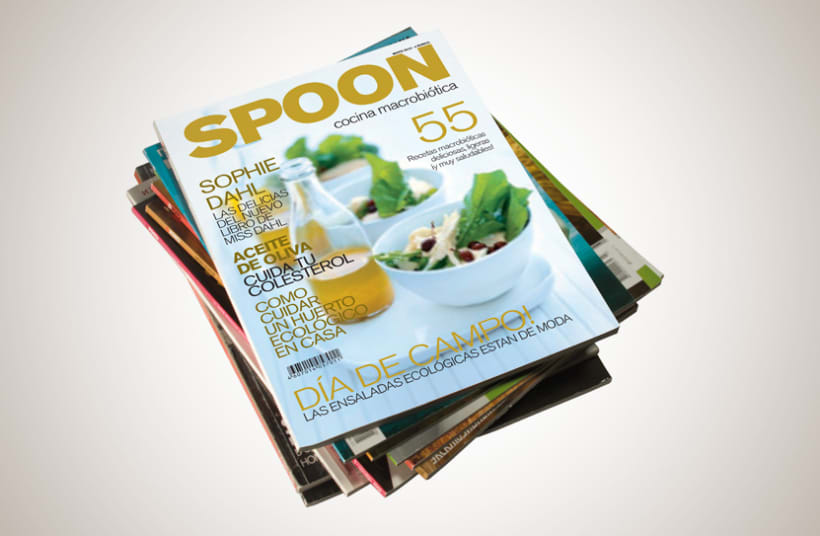 Revista Spoon 0