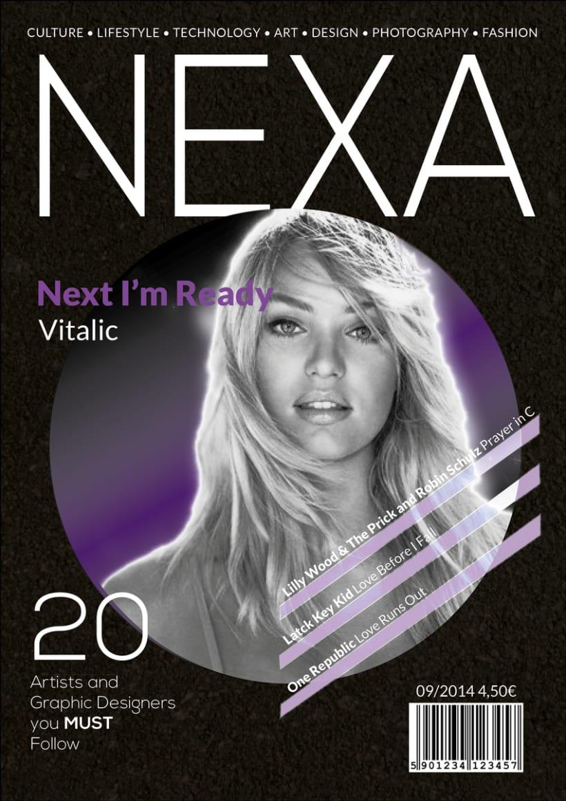 Portada Revista Nexa -1