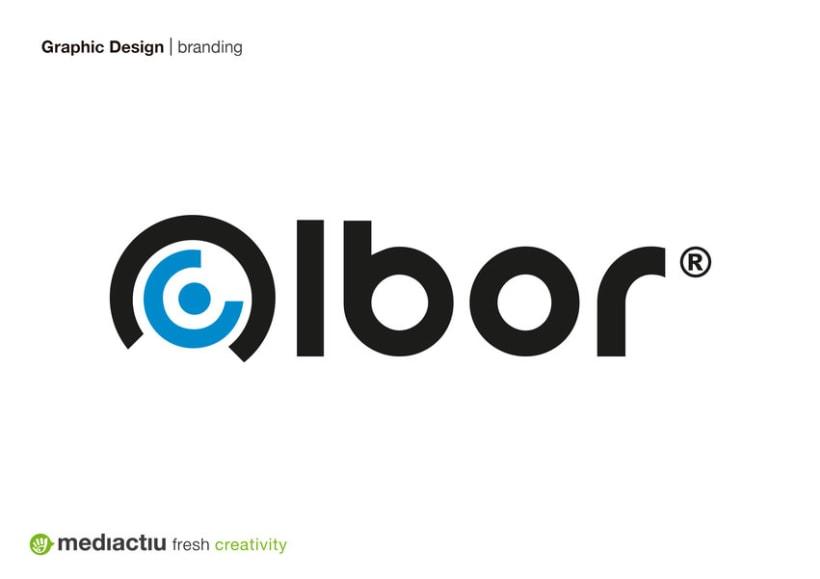 Ibor, branding 0